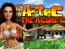 Aztec Treasures 3D в клубе Фараон